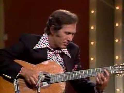 The Entertainer played by Chet Atkins