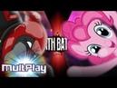 Дедпул против Пинки Пай Deadpool VS Pinkie Pie Marvel VS My Little Pony DEATH BATTLE
