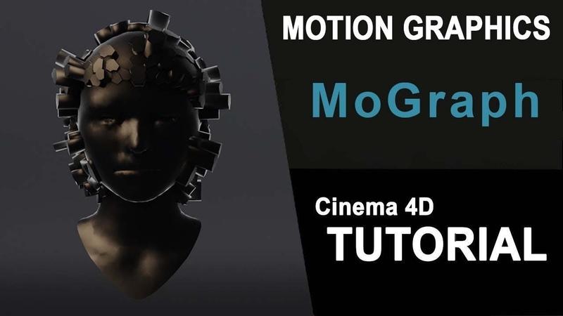 MoGraph No Plugins Cinema 4D Tutorial