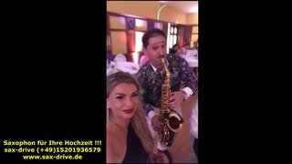 Sax-Drive - HISTORIA DE UN AMOR - Hochzeit