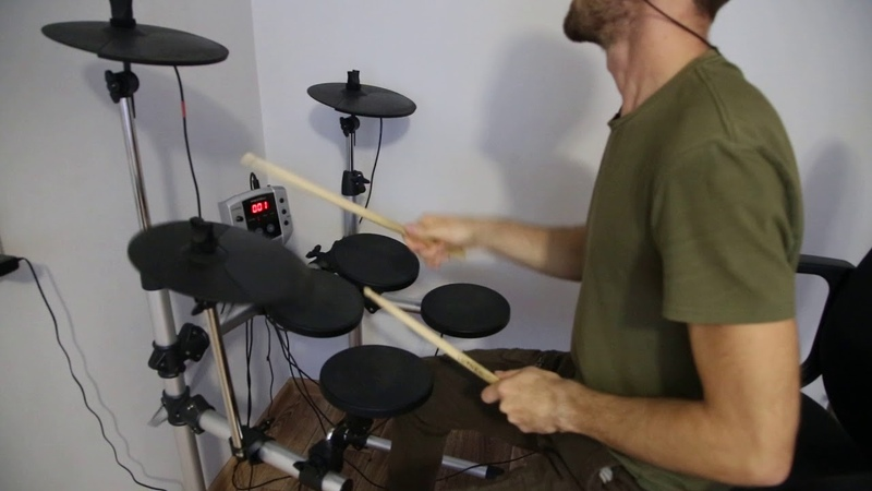 Metallica - For Whom The Bell Tolls (Drum Cover)