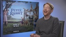 Domhnall Gleeson tells us the actors he loves working with Peter Rabbit