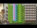 Plants vs Zombies 2 - Sling pea, Snow Pea and Melon Pult