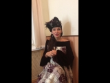 Эвелина Блёданс на «Модном приговоре»