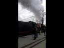 Л-3535 cт.Тернопіль ретро- потяг