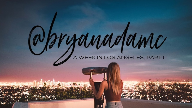 A WEEK IN LOS ANGELES, PART I