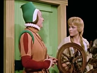 Фильм-сказка Госпожа Метелица. Киностудия: ГДР. 1963 г.