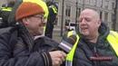 Henk Bres bij de Gele Hesjes in Den Haag - YouTube