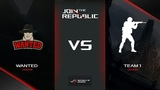 Team1 vs Wanted, map 3 Dust2, Join the Republic Finals