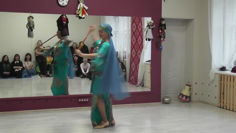 Саиди. Школа восточного танца Скарабей