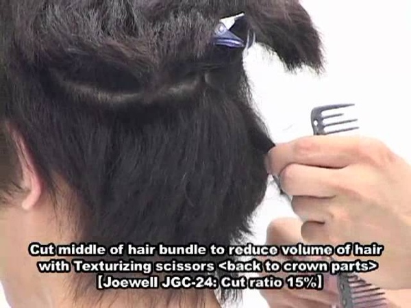 MEN'S Hairstyling (Joewell JGC-12 JGC-24)
