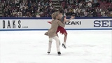 Davis &amp White Indian Folk Dance 09 Grand Prix NHK Trophy OD