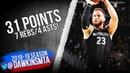 Blake Griffin Full Highlights 2018.12.05 Pistons vs Bucks - 31 Pts, 7 Rebs, 4 Asts! | FreeDawkins
