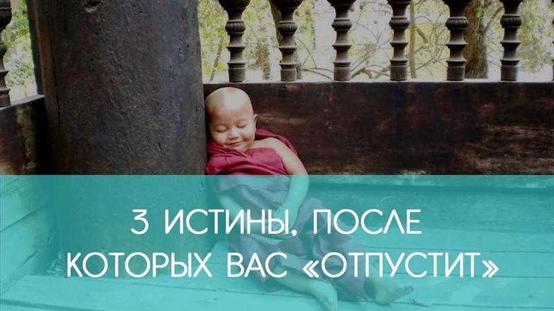 3 ИСТИНЫ, ПОСЛЕ КОТОРЫХ ВАС «ОТПУСТИТ» | ECONET.RU