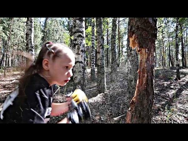 World's Fastest 9 Years Old Boxing Girl - Evnika Saadvakass