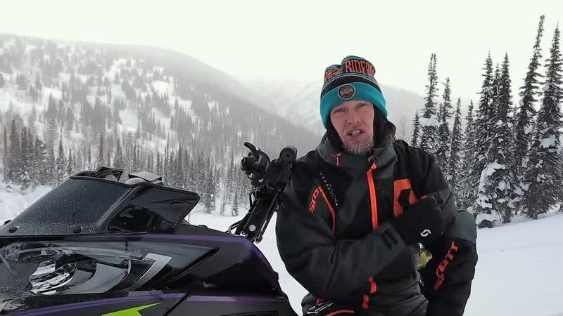 Алексей Новиков тестирует комбинезон Scott из магазина Boondocker