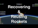 Kerbal Space Program - Mods To Help Recover Stages