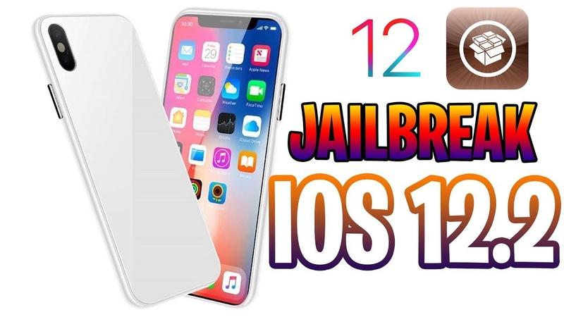 IOS 12.2 Jailbreak 2019 - No Computer - [UNTETHERED] Install Cydia 💯