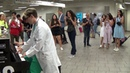 Doctors Medicate a Public Piano Warning EXTREME