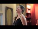 Bare Opera   Fabio Luisi Masterclass 2016   Kirsten Scott, mezzo-soprano Rossini's CRUDA SORTE