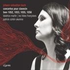 Johann Sebastian Bach альбом Bach: Concertos pour Clavecin BWV 1052, 1053, 1055 & 1056