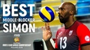 Robertlandy Simon Aties | Best Middle Blocker | FIVB Men CWCH 2018