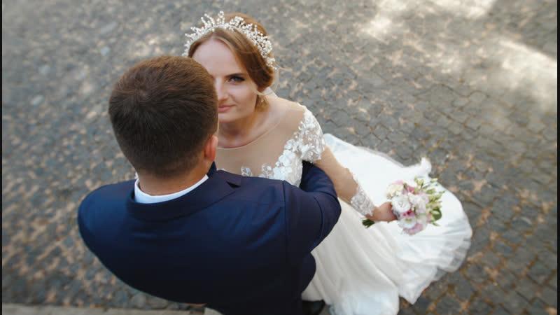 Венчание Михаила и Виктории