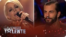 DSDS Jurorin Michelle singt Paris vor der Jury von Die grössten Schweizer Talente srfdgst