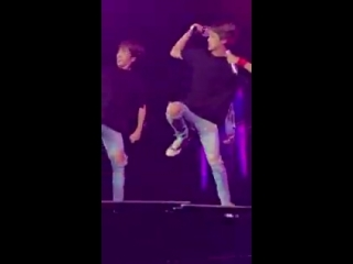 JUNGKOOK REALLY ASKED SEOKJIN TO DO THE SHOOT DANCE WITH HIM IM SPEECHLESS