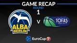 Highlights Alba Berlin - Tofas Bursa