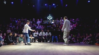 Mickey vs Fred Hip Hop Vibe 2018 Top 16 1vs1
