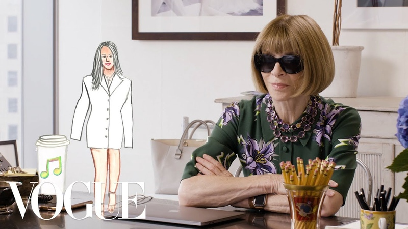 Anna Wintour Talks Rihannas Designs, Flip-Flops, and What People Get Wrong About Fashion | Vogue
