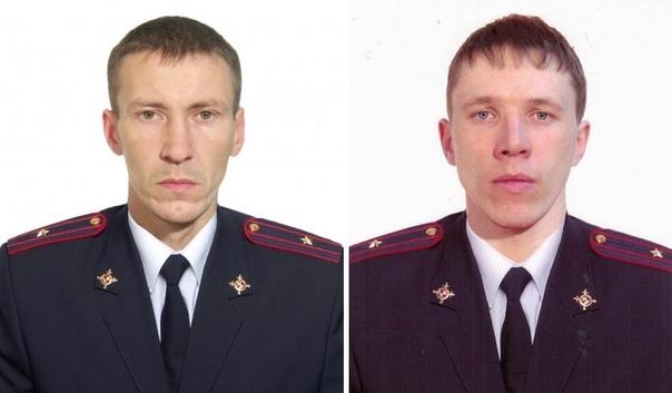 Максим Линейцев и Сергей Кравцов представляют Усть-Илимск на конкурсе «Народный участковый»