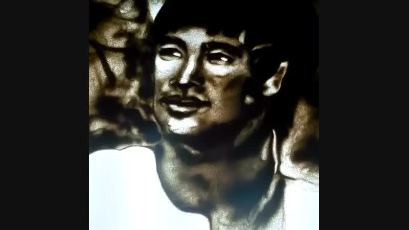 27 ноября 1940 бы рождён Брюс Ли- человек ЛЕГЕНДАэльков брюслипраздниккаждыйденьрисуюпеском рисуювсегдаивезде рисуюпеск