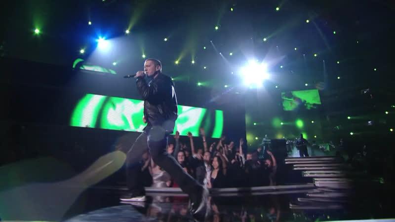 Rihanna, Eminem, Dr Dre Skylar Grey-Live At The Grammy 2011