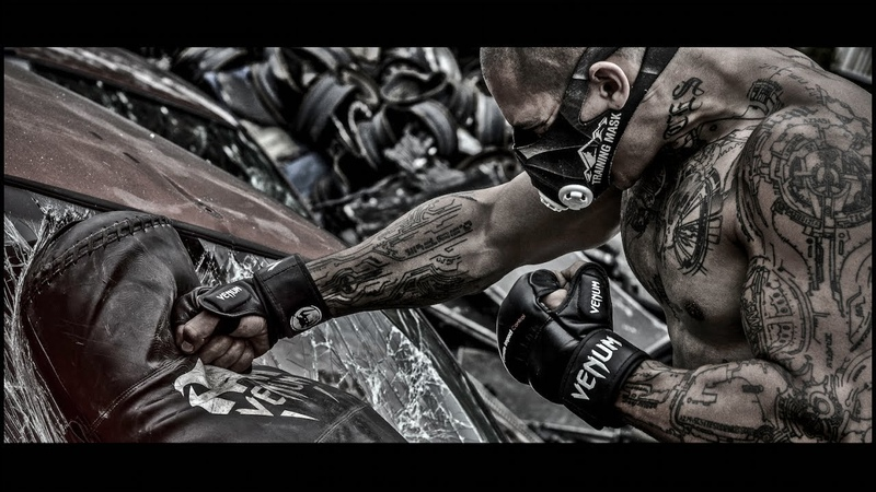 Jérôme PINA MMA Aggressive Training