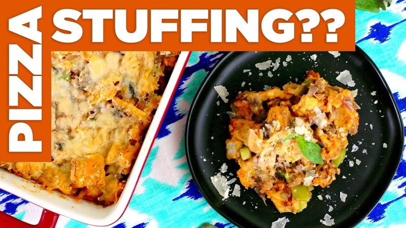 Pizza STUFFING!? – Eat The Pizza is BACK!