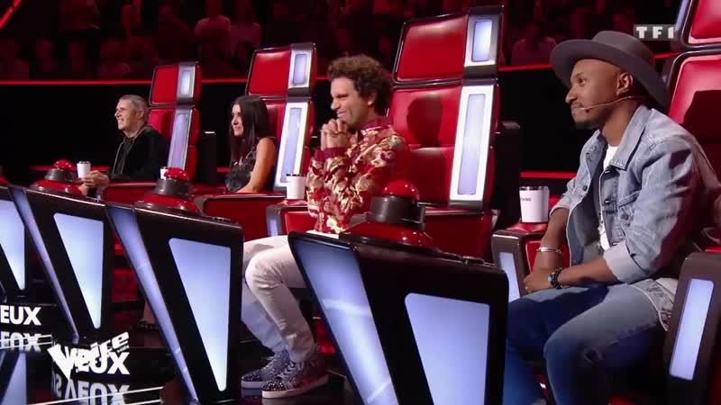 The Voice ! - Audition a laveugle 1 (Saison 08)_TF1_2019_02_09_21_28