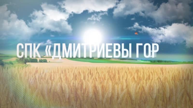 2017 год СПК Дмитриевы Горы