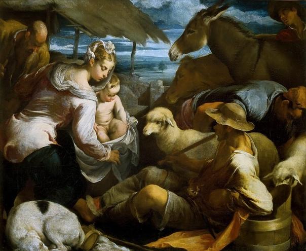 ДА ПOHTE ЯКОПО, ПРОЗВАННЫЙ ЯКОПО БАССАНО Бассано Якопо (Bassano Jacopo) (около 15171592) - итальянский живописец, крупнейший представитель семьи художников эпохи Возрождения, примыкавших к