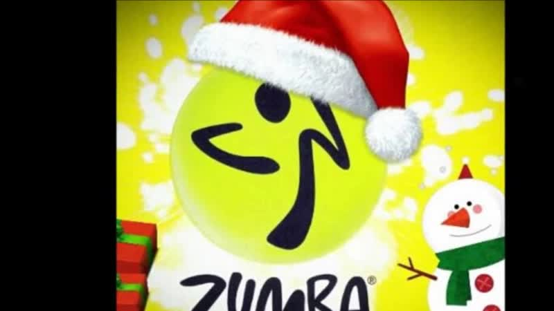 ZUMBA Fitness! Аll i want for christmas is you!