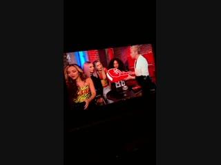 Интервью за кулисами телешоу «The Voice of Holland» в Амстердаме, Нидерланды (01.02.19)