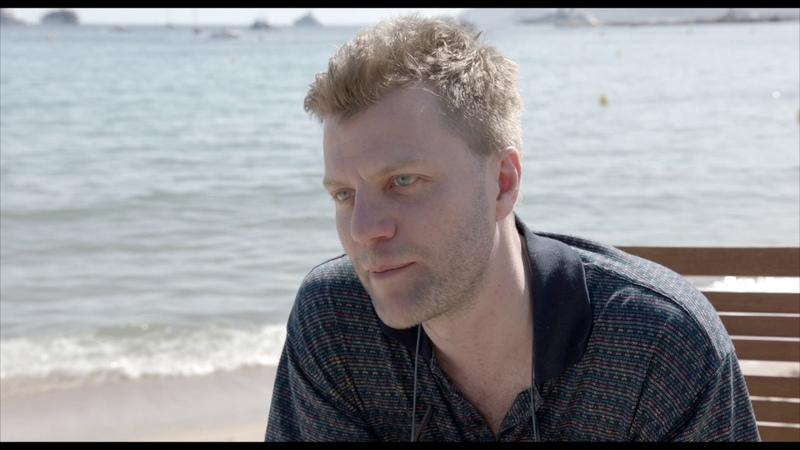 Fredrik Wenzel at Cannes 2017