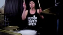 Lindsey Raye Ward - Linkin Park - What I've Done (Drum Cover) HitRewindPT1