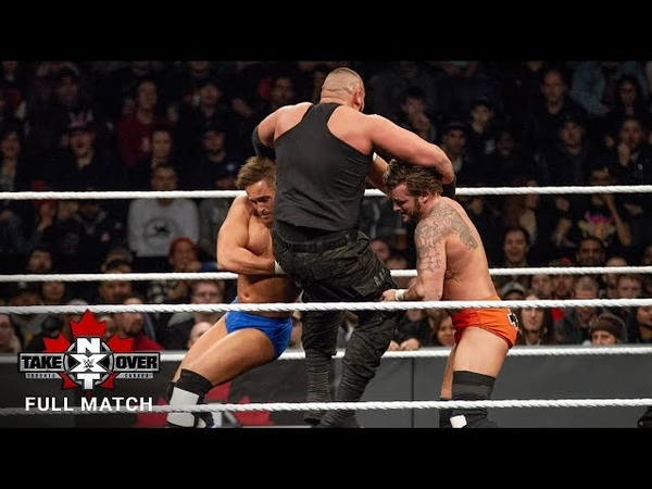 FULL MATCH - TM61 vs. AOP - Dusty Rhodes Tag Team Classic Final: NXT TakeOver: Toronto 2016