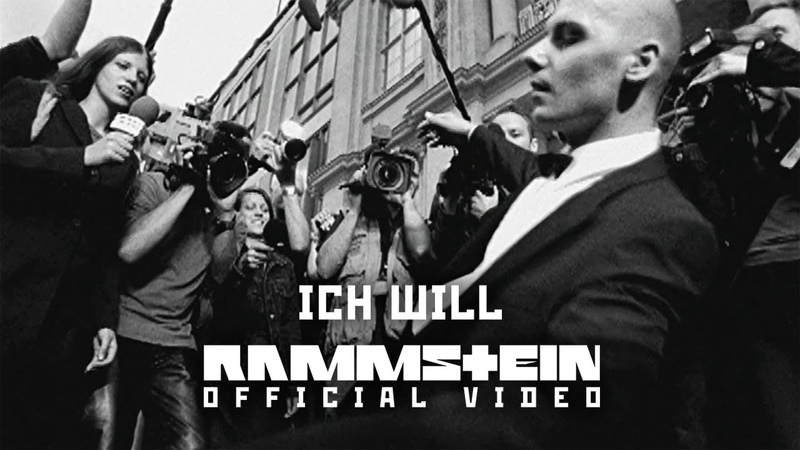 Rammstein Ich Will Official Video