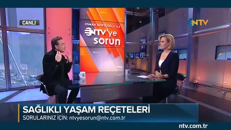 Osman Müftüoğlu ile NTVye Sorun 13 Şubat 2018