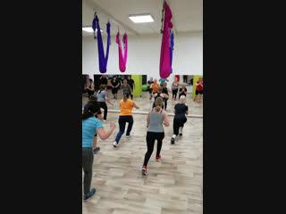 Live: фитнес-клуб MamaHouse