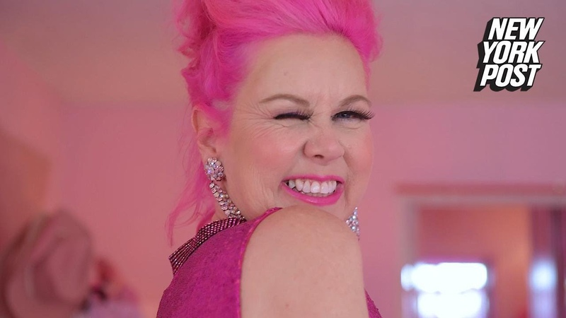 The Pink Lady: Obsessed woman addicted to pink color   Extraordinary People   New York Post