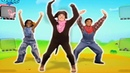 Music for Children on Just Dance Kids! Bingo Song More | Learn to Dance (Baby Kids)